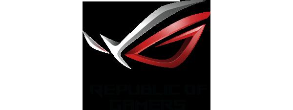 Logo ASUS ROG - 600 x 225 pixel