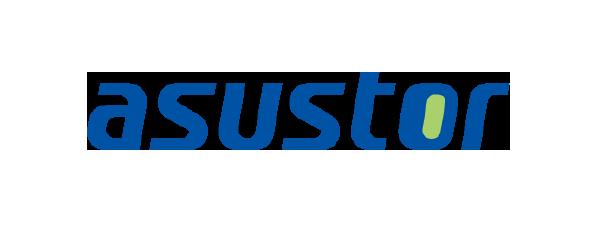 Logo Asustor - 600 x 225 pixel