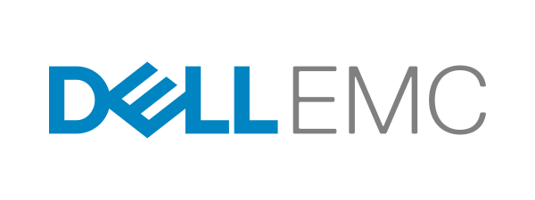 Logo Dell EMC - 600 x 225 pixel