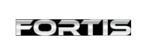 Logo Fortis - 600 x 225 pixel