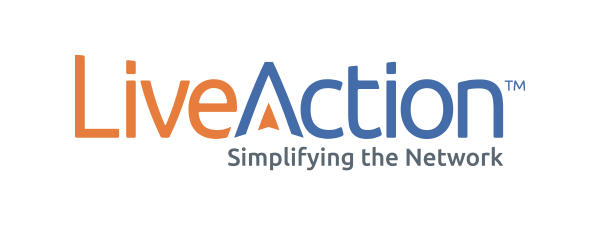 Logo Liveaction - 600 x 225 pixel