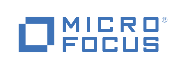 Logo MicroFocus - 600 x 225 pixel