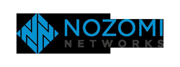 Logo Nozomi Networks - 600 x 225 pixel