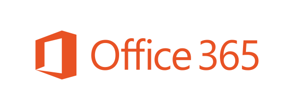 Logo Office 365 - 600 x 225 pixel