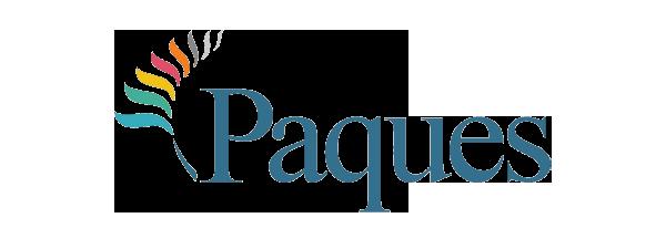 Logo Paques - 600 x 225 pixel