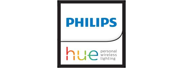 Logo Philip Hue - 600 x 225 pixel